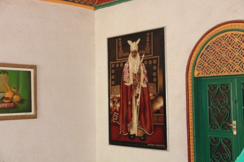Pictures in the Palace
