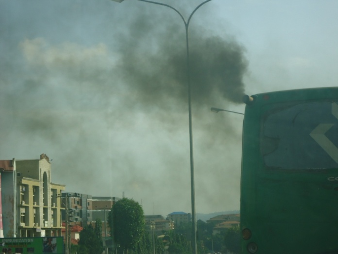 most polluted cities nigeria